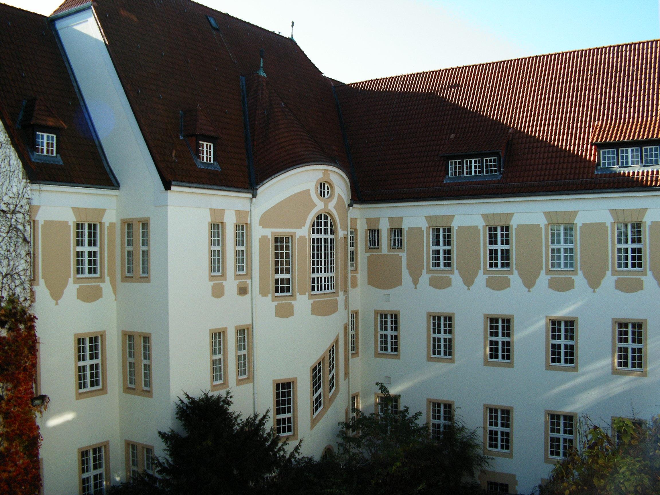 amtsgericht bad oeynhausen: historie, Hause ideen
